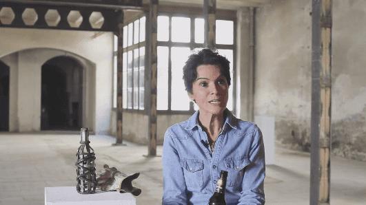 Entrevista a Patricia Cancelo, artesana del ferro
